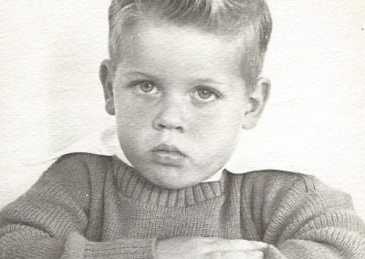 Young Stephen Joyner