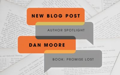 Hidden Shelf Revealed: Author Spotlight – Dan Moore