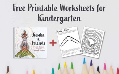 Free Printable Worksheets for Kindergarten!