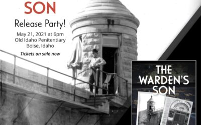 The Warden's Son Book Release Party